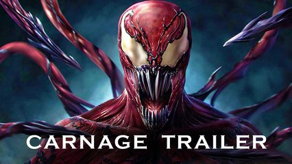 """VENOM 2 - Tribute Trailer (2021) - """"Let There Be Carnage"""""""