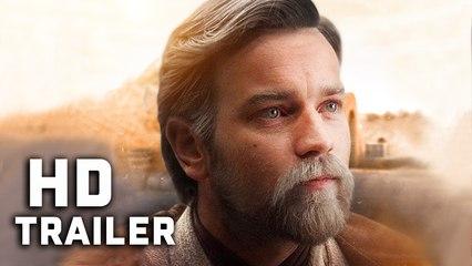 Obi-Wan KENOBI (2021) Teaser Trailer Concept - Ewan McGregor Disney+ Series Star Wars Mashup