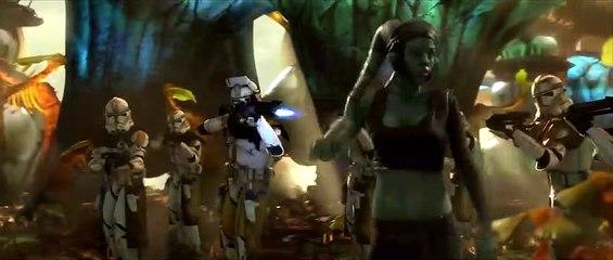 ORDER 66 Complete Scene [HD] _ Star Wars- The Clone Wars, Revenge of The Sith & Jedi Fallen Order