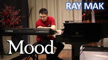 24kGoldn ft. Iann Dior - Mood Piano by Ray Mak