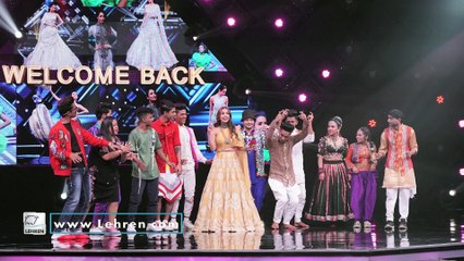 India's Best Dancer Celebrates Folk-Fusion Theme With Illa Arun, Guru Randhawa, And Dhvani Bhanushali