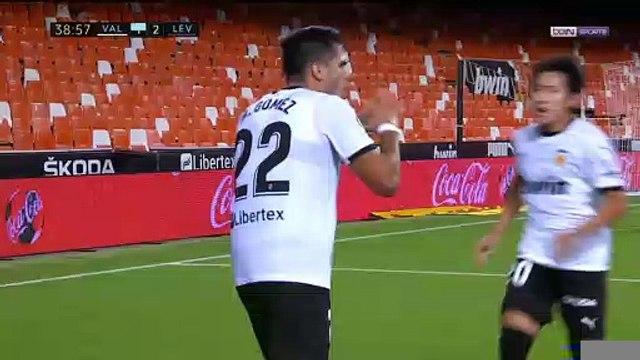 La Liga : Maxi Gomez, ses 3 buts en 5 matchs avec Valence