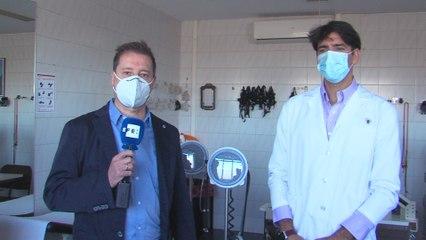 """""""Razones y sanitarios"""", el doble ariete para doblegar a la pandemia"""