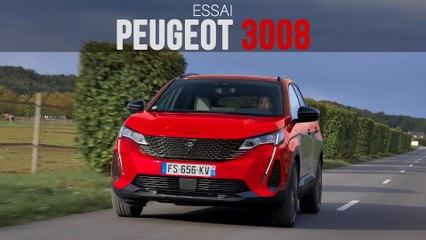 Essai Peugeot 3008 (2020)