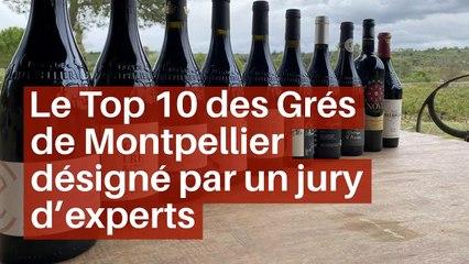 Le Top 10 des Grés de Montpellier désigné par un jury d'experts_IN