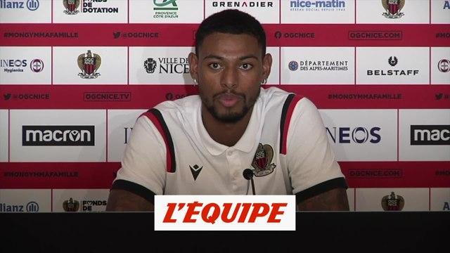 Reine-Adélaïde : « Nice est un club très ambitieux » - Foot - L1 - OGCN