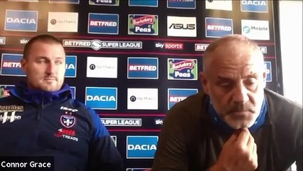 """Wakefield Trinity CEO Michael Carter on """"no logic"""" over Covid"""