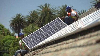 ثورة الطاقة في جنوب أفريقيا