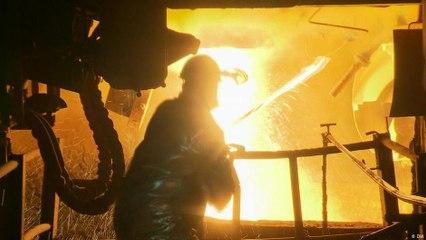 إنتاج فولاذ صديق للبيئة