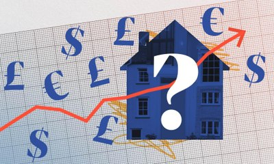 Why have house prices in England shot up since the 1990s? – video explainer