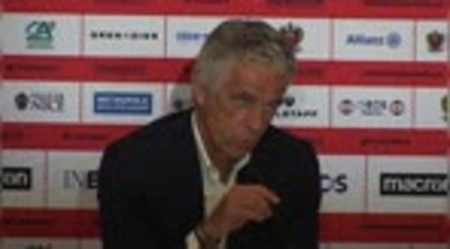 Nice - Rivère ne veut pas réagir aux demandes de Mediapro