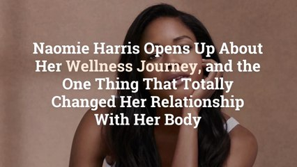 Naomie Harris Opens Up About Her Wellness Journey, and the One Thing That Totally Changed