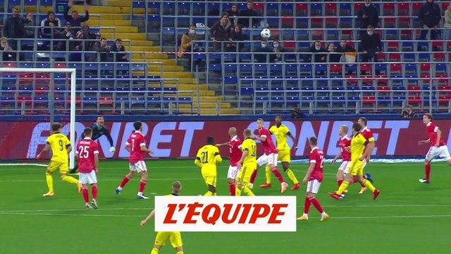 Tous les buts de Russie-Suède - Foot - Amical