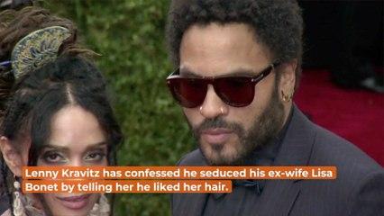How Lenny Kravitz Got Ex-wife