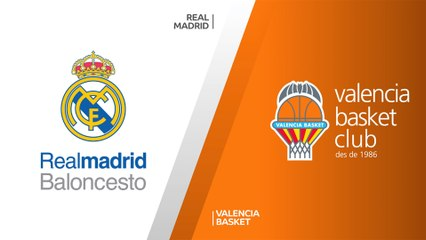EuroLeague 2020-21 Highlights Regular Season Round 2 video: Madrid 77-93 Valencia