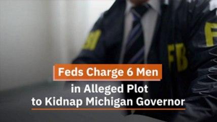The Plot To Kidnap Gov. Gretchen Whitmer
