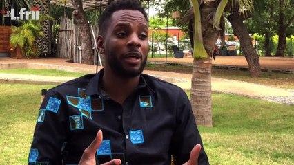 """Togo : à la rencontre d'Olivier Kissita, l'auteur de """"L'art de la guerre des sexes"""""""