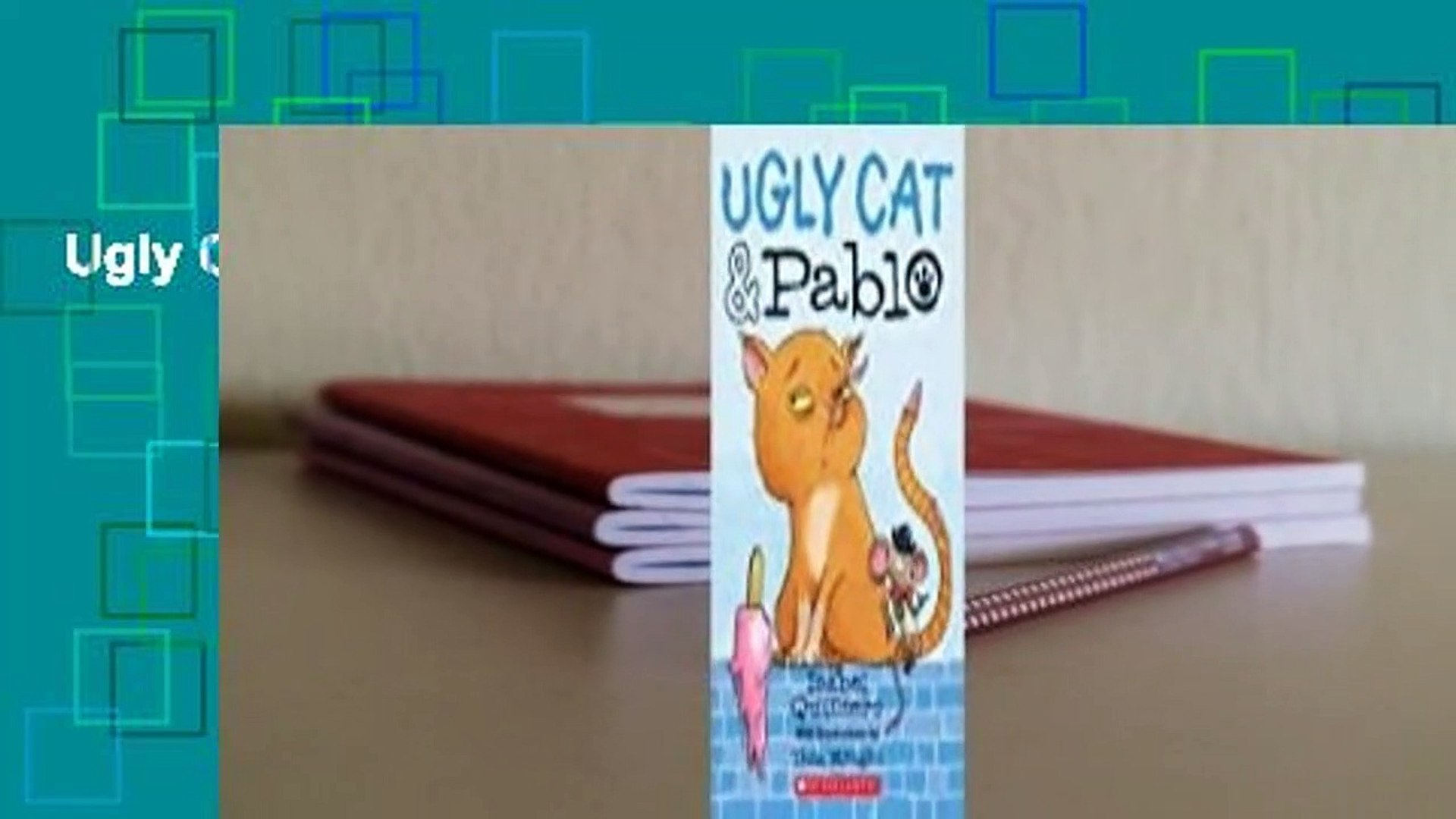 Ugly Cat Pablo Review Video Dailymotion
