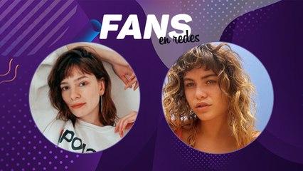 Sofía Reyes y Papry en Fans en Redes