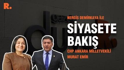 Siyasete Bakış… Murat Emir: Sağlık Bakanı ve yardımcısı gülünç durumda!