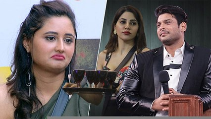 Rashami Desai Reacts To Sidharth Shukla's 'Aisi Ladki' Comment On Nikki Tamboli