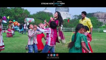 Surya Tej tries to propose Harshika Poonacha | Appudala Ippudila Movie Streaming On Amazon Prime