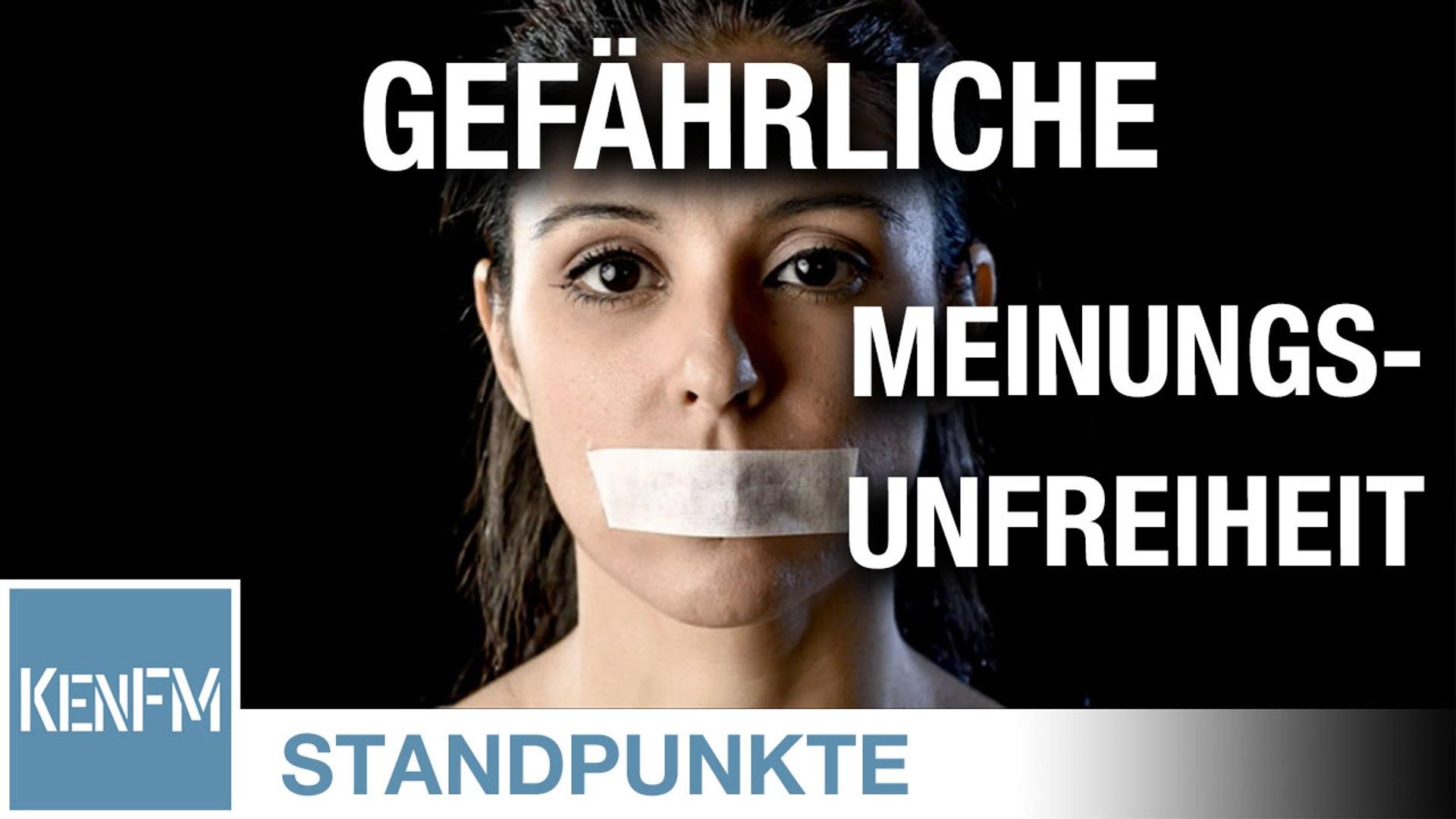 Gefährliche Meinungsunfreiheit | Von Tilo Gräser