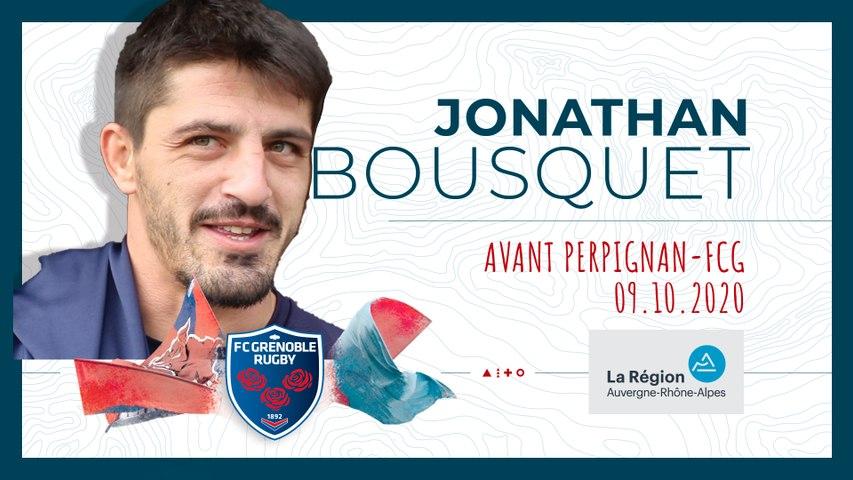 Video : Video - Jonathan Bousquet : « Je sais que, culturellement, je peux me faire siffler »