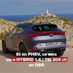 Cupra Formentor, 5 choses à savoir sur le SUV sportif espagnol