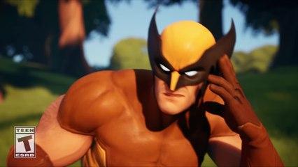 Wolverine est ENFIN arrivé dans 'Fornite'