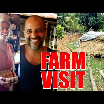 Exclusive : Actor Kishore & his family farm house tour