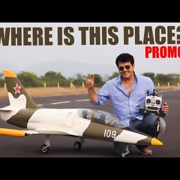 Inside Tour of Ajith's Hangout Spot Promo | Pasumai Vikatan