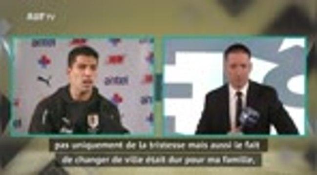 Barcelone - Luis Suárez revient sur son départ forcé