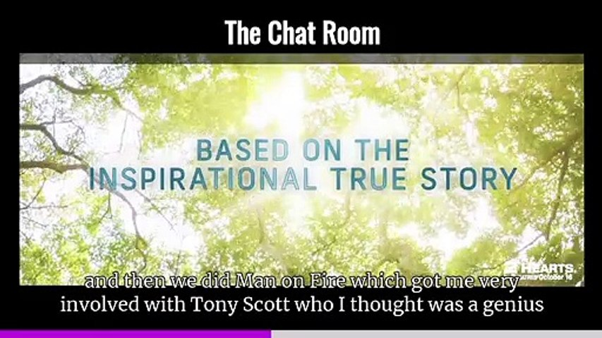 The Chat Room: Two Harts /  Lance Hool - Director (Captioned by Zubtitle)
