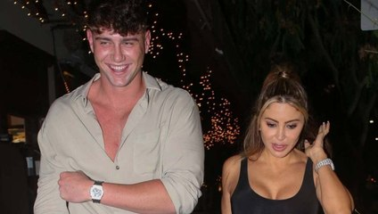 Larsa Pippen Goes on Date With Too Hot Too Handle's Harry Jowsey