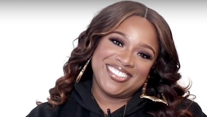 "Kierra Sheard Sings Brandy, Mary J. Blige, and ""Don't Judge Me"" in a Game of Song Association 