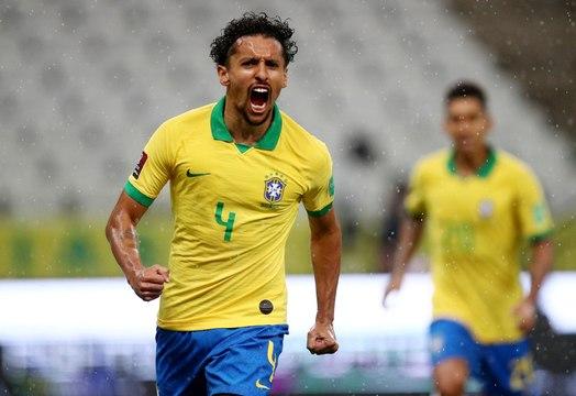 Qualifs Mondial 2022 - Marquinhos avait montré la voie pour le Brésil