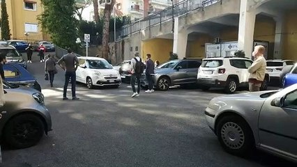 Hoedt arriva in Paideia per le visite mediche