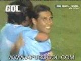 Arsenal 1 Libertad 0 - Gol Leguizamon - Copa Libertadores