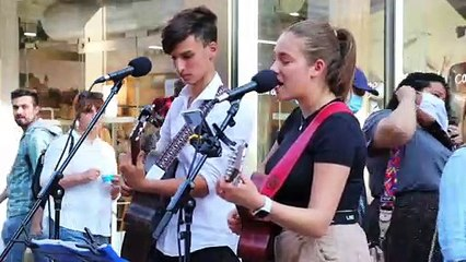 Allie Sherlock & Cuan Durkin - Unchained Melody - Righteous Brothers |Audio King|