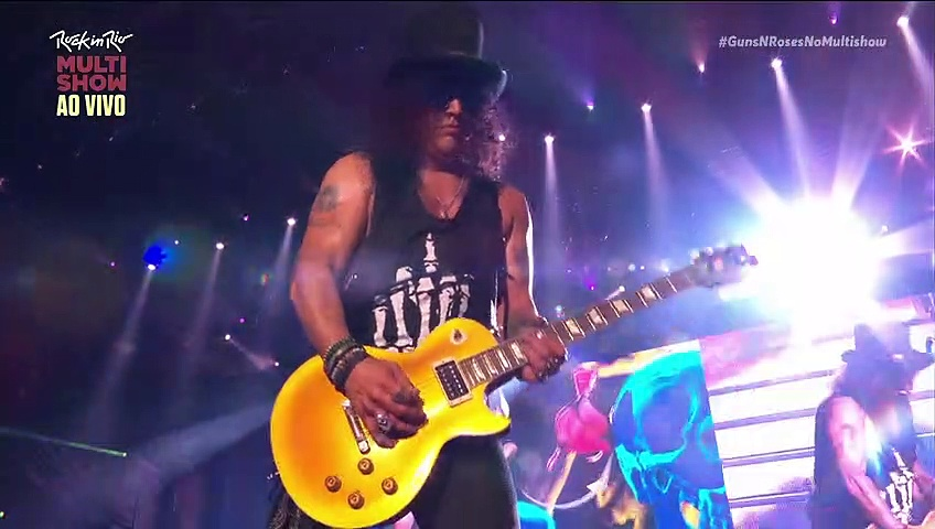 Sweet Child O' Mine – Guns N' Roses