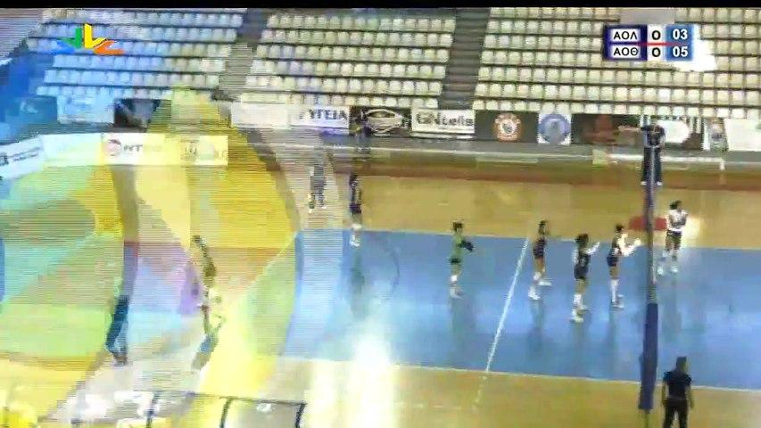 AO Λαμίας-ΑΟ Θήρας 0-3 (ολόκληρος ο αγώνας)