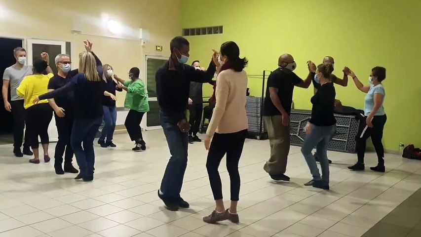 2020 - cours de Bachata au Body Moving - mardi 06 octobre by Occo Style