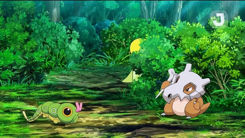 Pokemon Saison 23 Episode 1 - Un Pichu solitaire !
