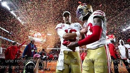 La saison NFL et le Superbowl à suivre sur l'Equipe - partie 1