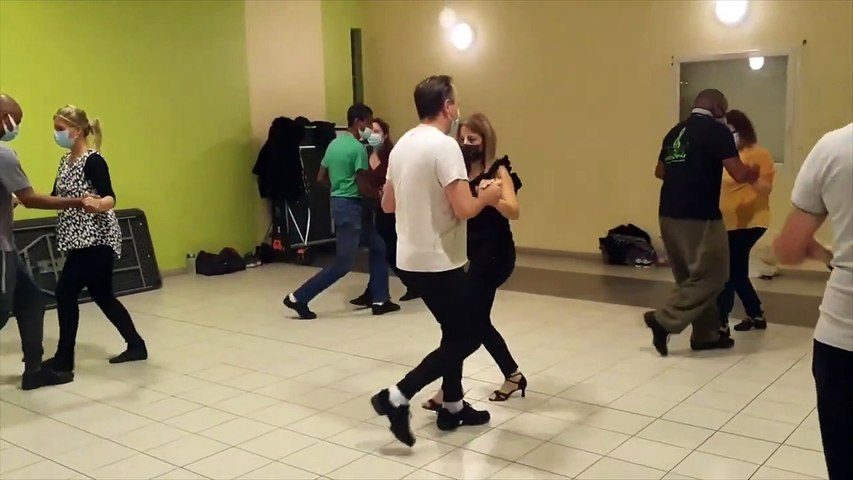 2020 - cours de Bachata au Body Moving - jeudi 08 octobre by Occo Style