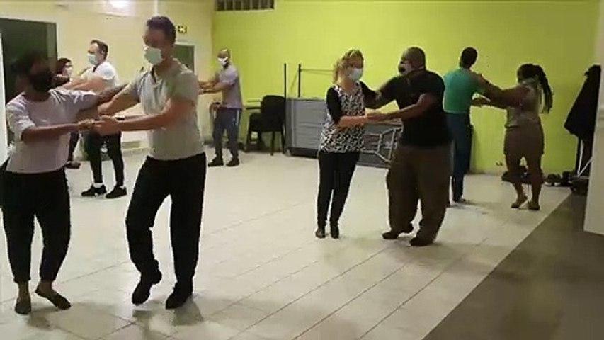 2020 - cours de Salsa Cubaine au Body Moving - jeudi 08 octobre by Occo Style