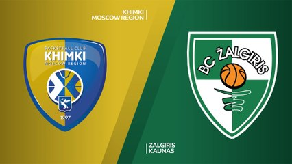EuroLeague 2020-21 Highlights Regular Season Round 2 video: Khimki 70-84 Zalgiris