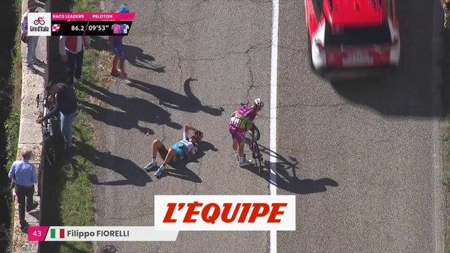 Gastauer se casse une clavicule - Cyclisme - Giro