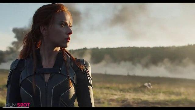 BLACK WIDOW - 8 Minute Trailers (4K ULTRA HD) NEW 2021_HD